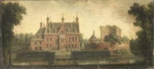 Rijksmuseum, Niels de Rode 1785