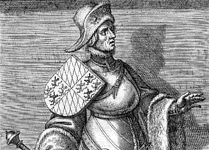 Graaf Willem van Beieren ook wel Graaf Willem V van Holland